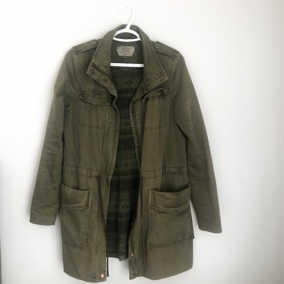 Zara Jackets & Blazers - Zara Utility Jacket